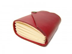 Lederbuch Geschenk Dose - Pocket Can - Letter Bloody A7